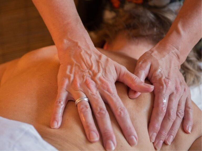 Healingsmassage - en effektiv del af stress behandling