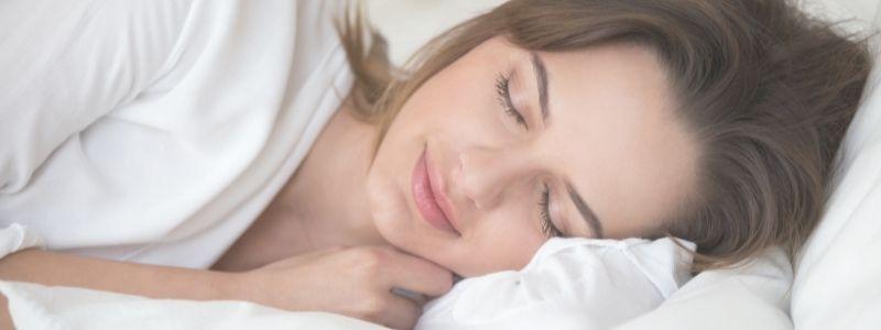 Tæm tankemylderet og sov godt hele natten